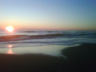 Sanbridge sunrise 102009