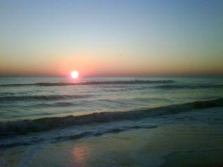 Sandbridge Sunrise 102109